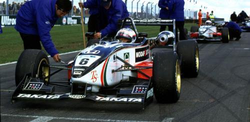 Classifieds Hero: 1999 Dallara F399/301