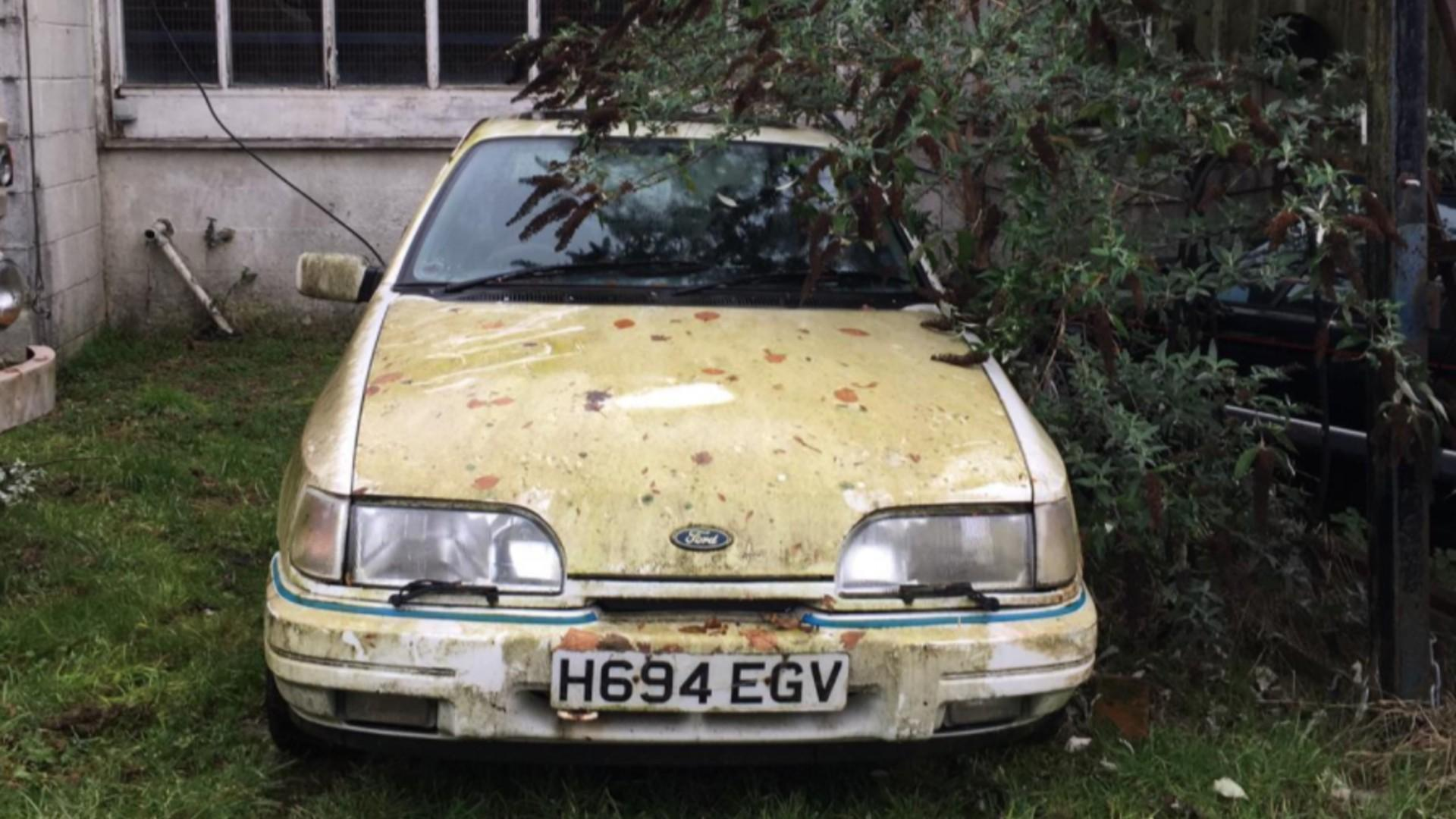 Is this 1990 Ford Sierra XR4x4 project really worth £3k?