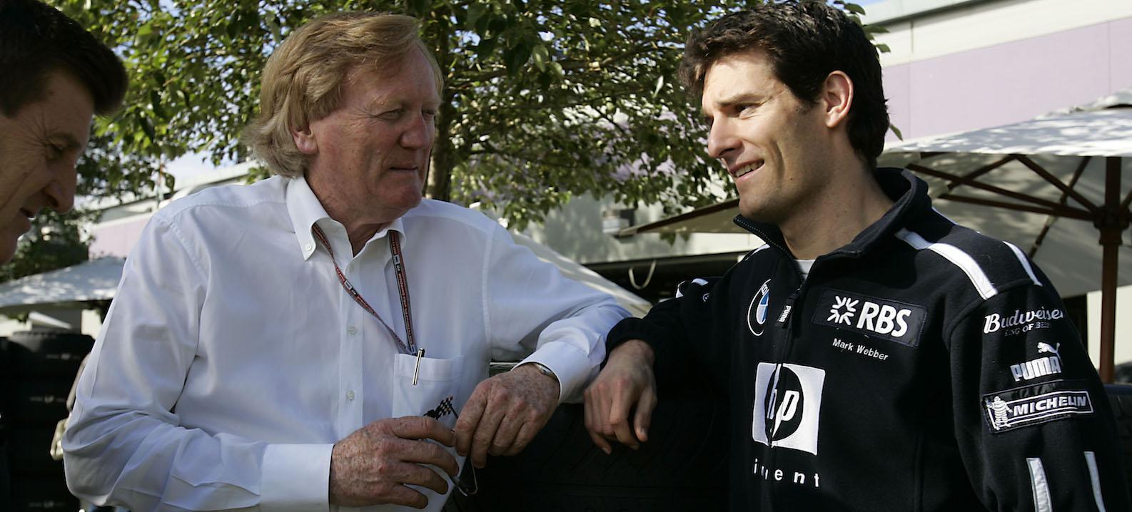 Former Australian GP boss Ron Walker dies