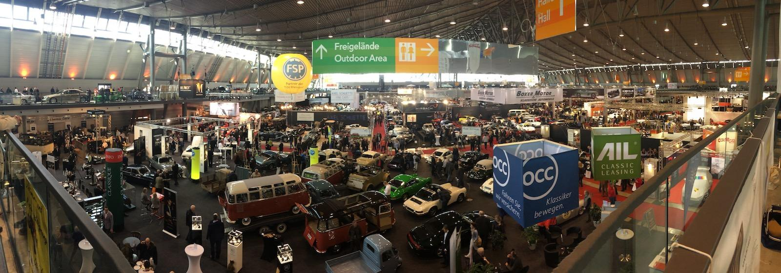 What to see at Retro Classics 2018