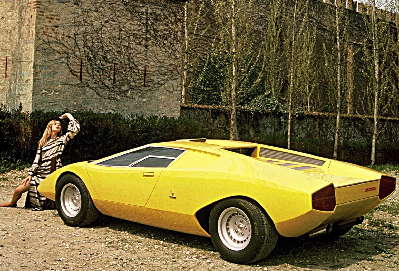 Top 10 Bertone Production Cars | Autoclassics.com