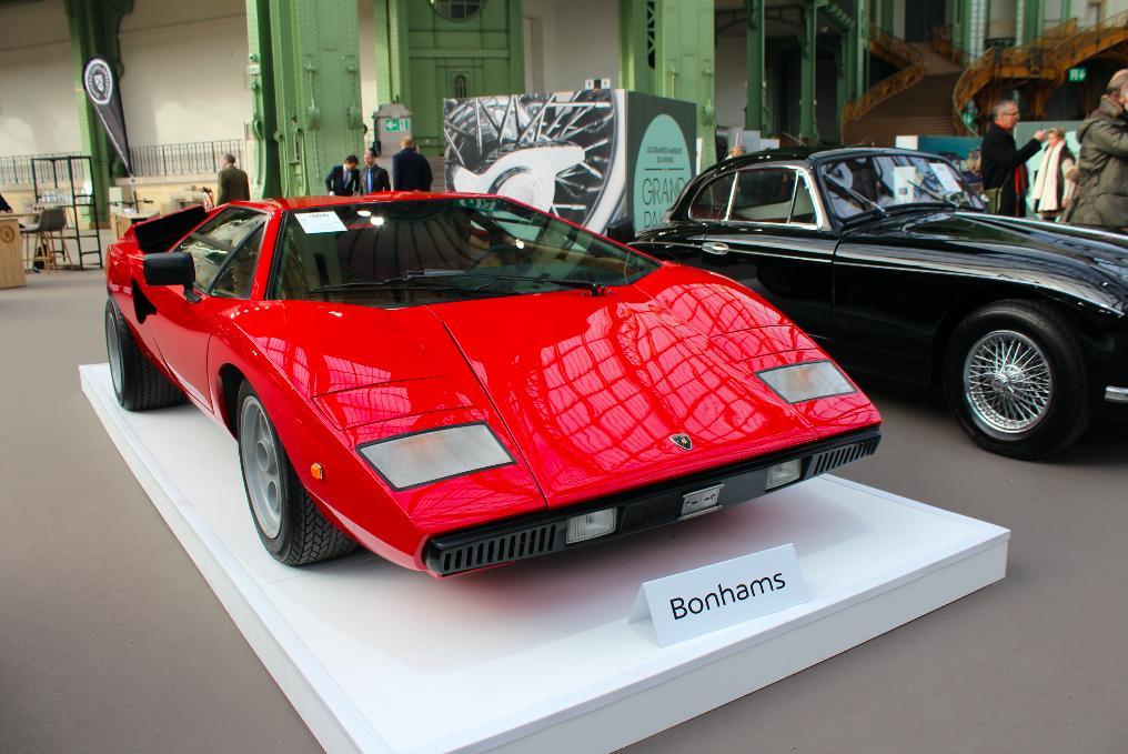 Market: Countach and pre-war Bentley and Bugatti lead Bonhams Paris prices