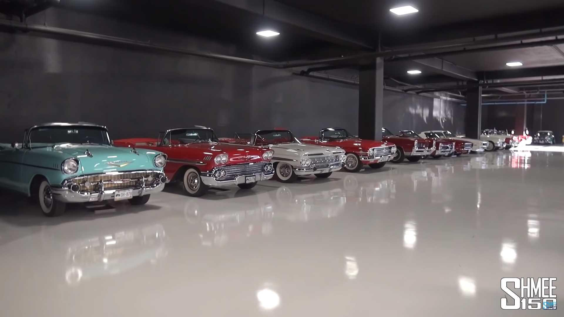 Immaculate Car Collection In Mexico Is Eclectic And Awesome