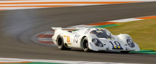 Why a dream team are restoring a Porsche 917 with a dark past