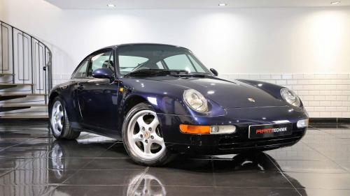 Classifieds Hero: 1994 Porsche 993 Carrera 2