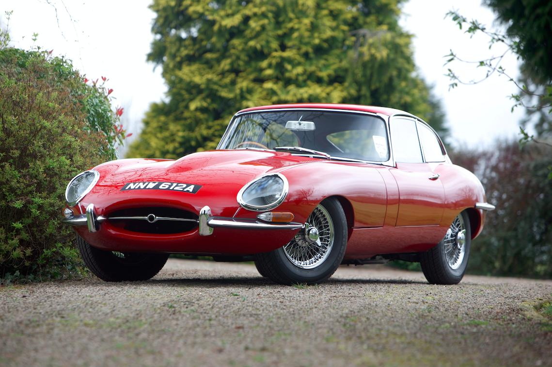 Jaguar E-type Series 1 and Series 2 Buying Guide