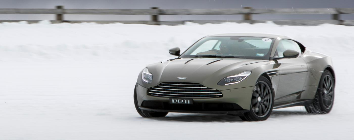 Aston Martin's new Art of Living experiences