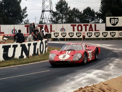 LAT Archive: The life of Dan Gurney