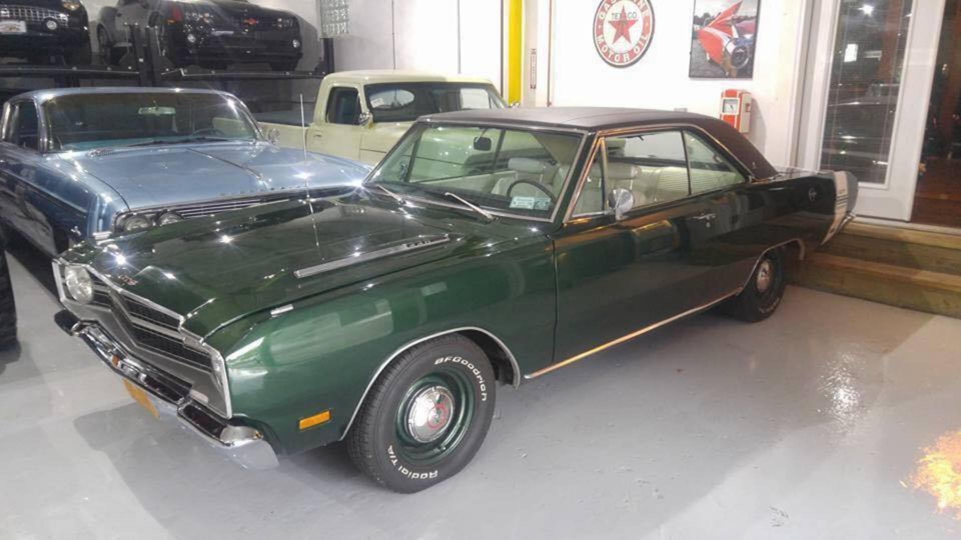 Big Muscle M-Code 1969 Dodge Dart GTS 440 Up for Grabs