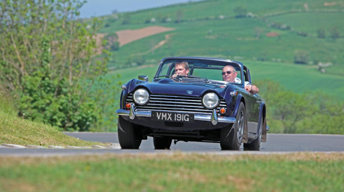 Triumph TR5 & TR250 Buying Guide