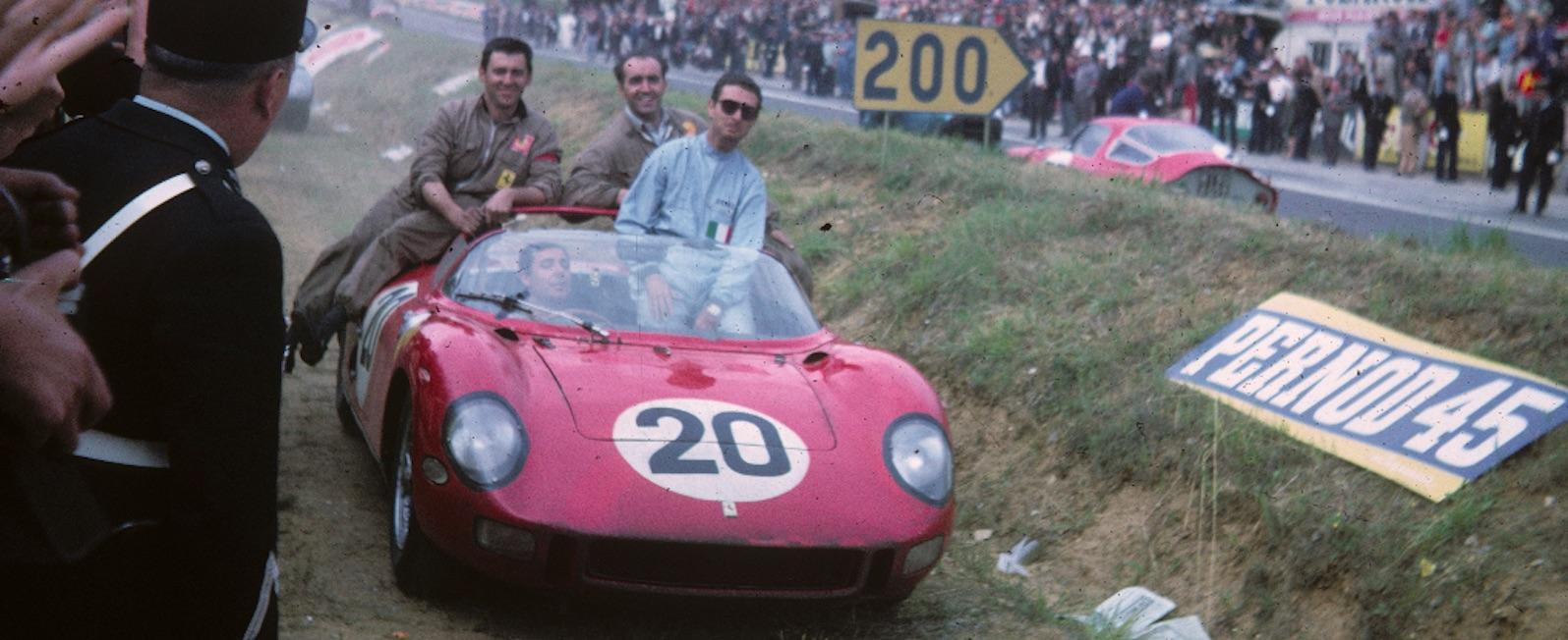 Le Mans Ferrari 275P withdrawn from Artcurial sale