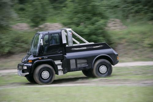 Why we all love a Unimog