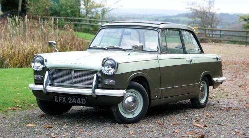 Triumph Herald Buying Guide