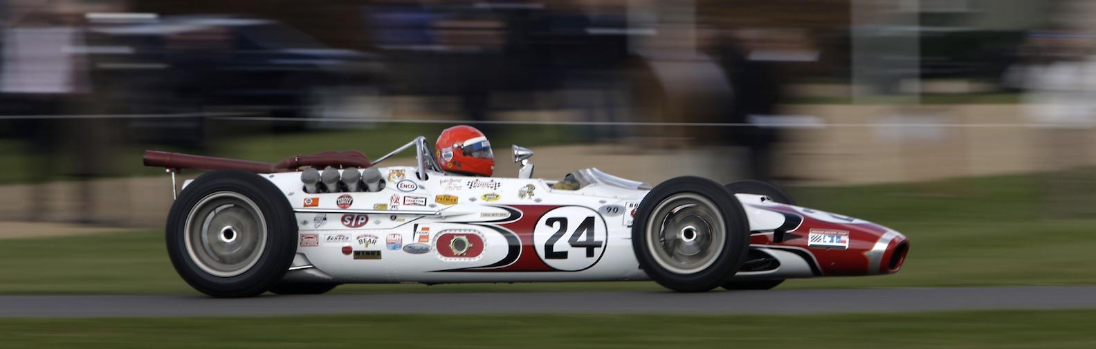Historic Motorsport Round-up: Britain's most successful driver to retire