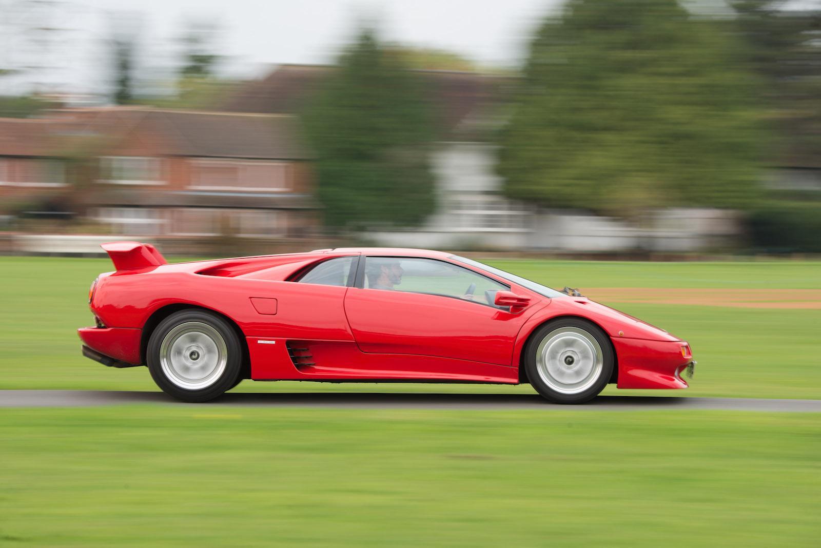 Driving the 8500-mile Diablo