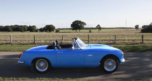 Classic car mgb | Autoclassics com