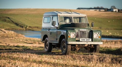Top three Series Land Rovers to buy now!