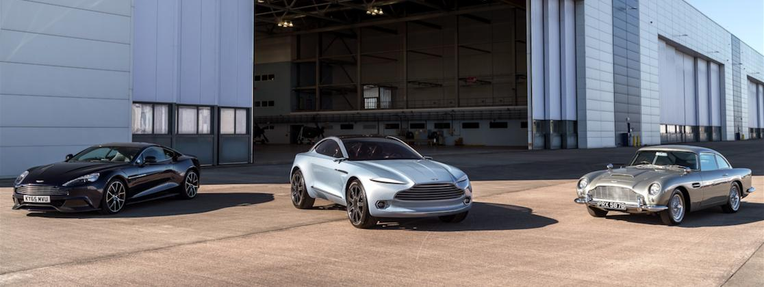 Aston Martin issues warning over Brexit
