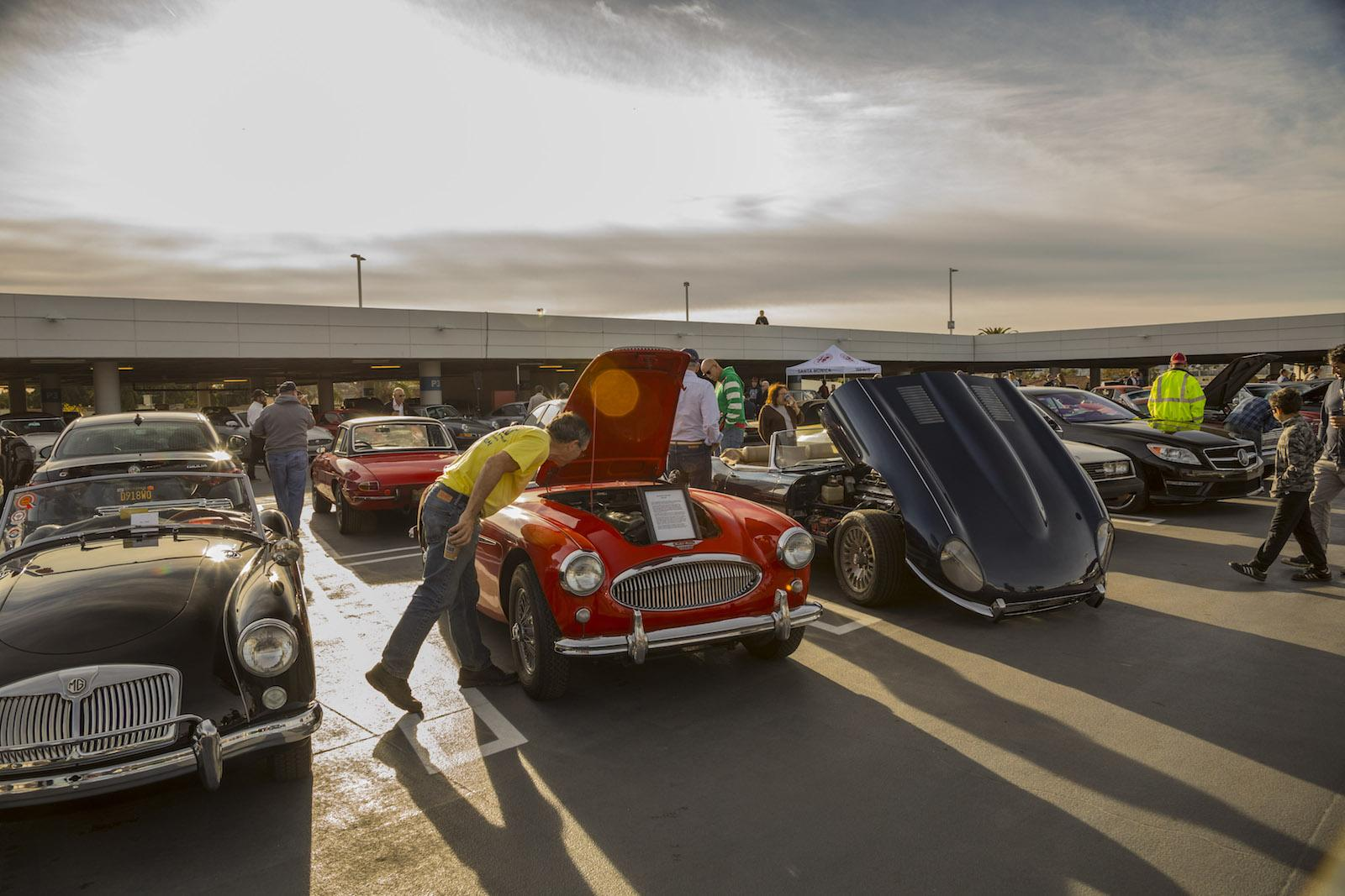 Petersen Museum Cruise-In