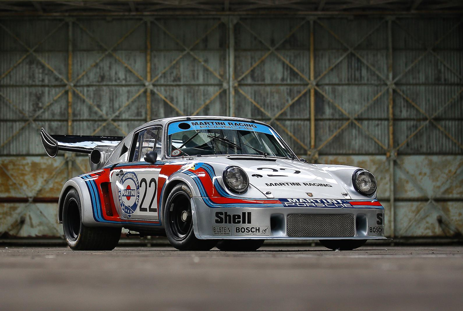 Legendary Le Mans Porsche RSR Turbo is coming to auction