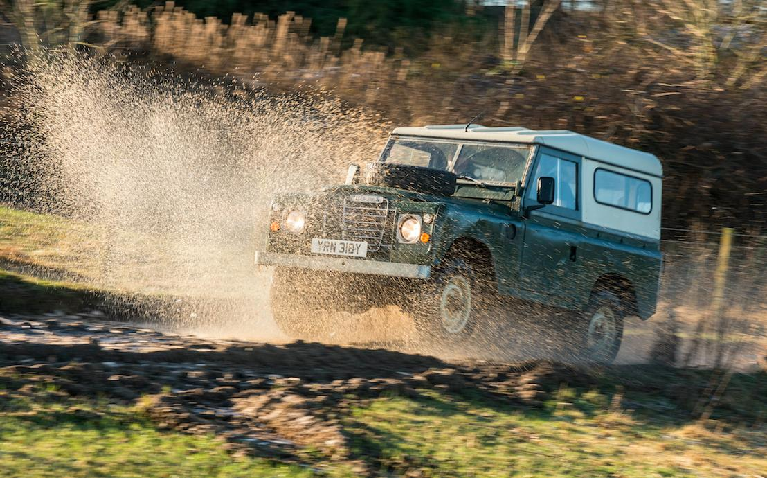 Why we love the Land Rover Series III