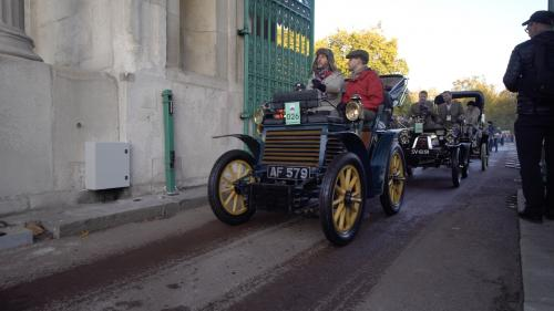 London to Brighton in an 1899 Fiat