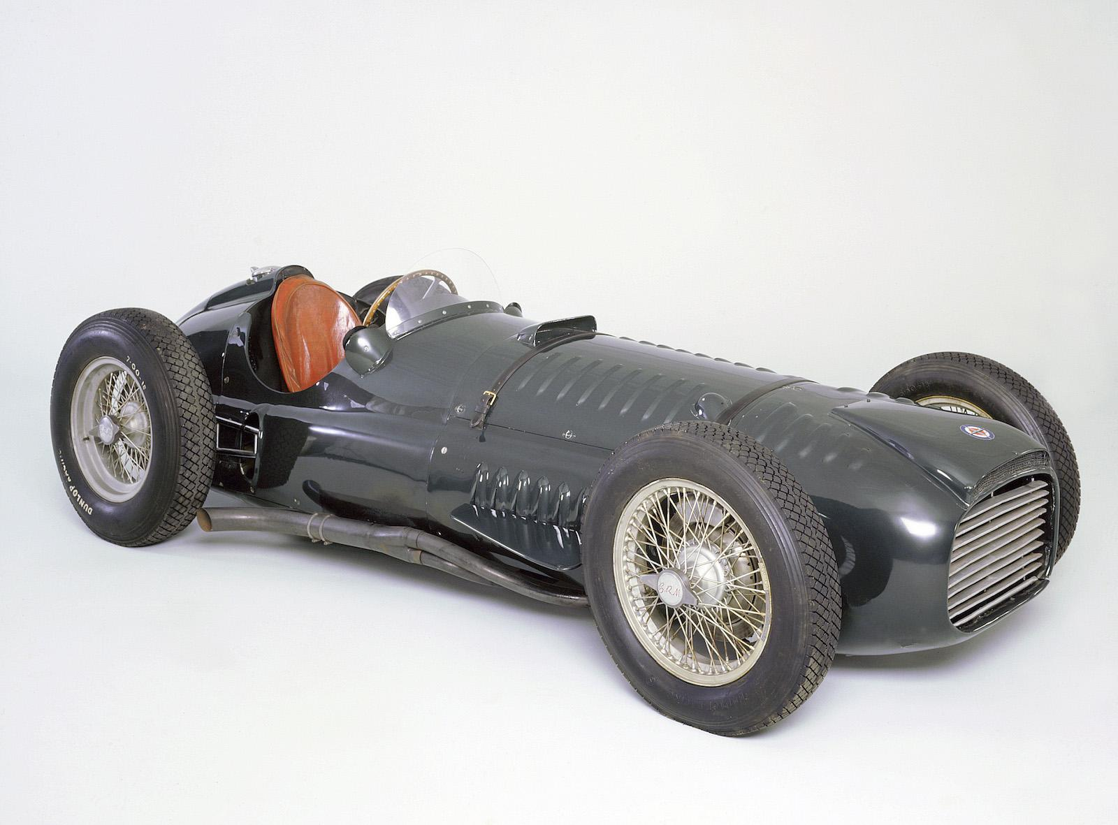 1950 BRM V16 to fire into life once again
