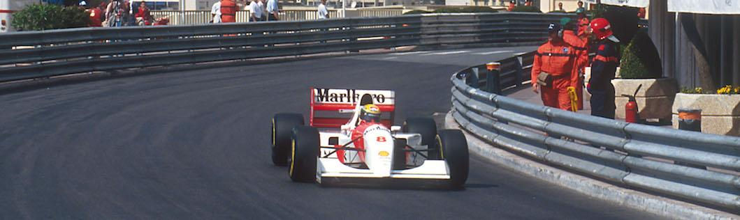 Ex-Senna, race-winning McLaren to be auctioned by Bonhams