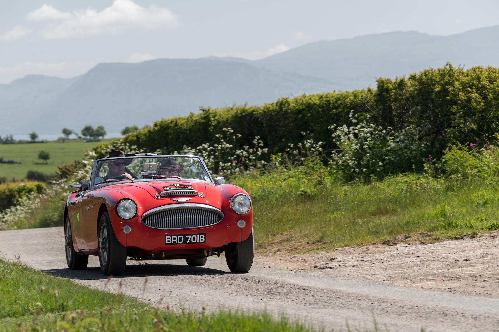 Entries open for Three Castles rally