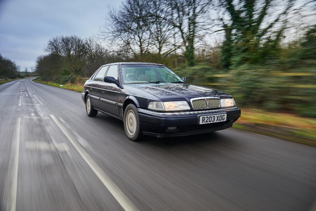 Why you want a Rover 800 Sterling