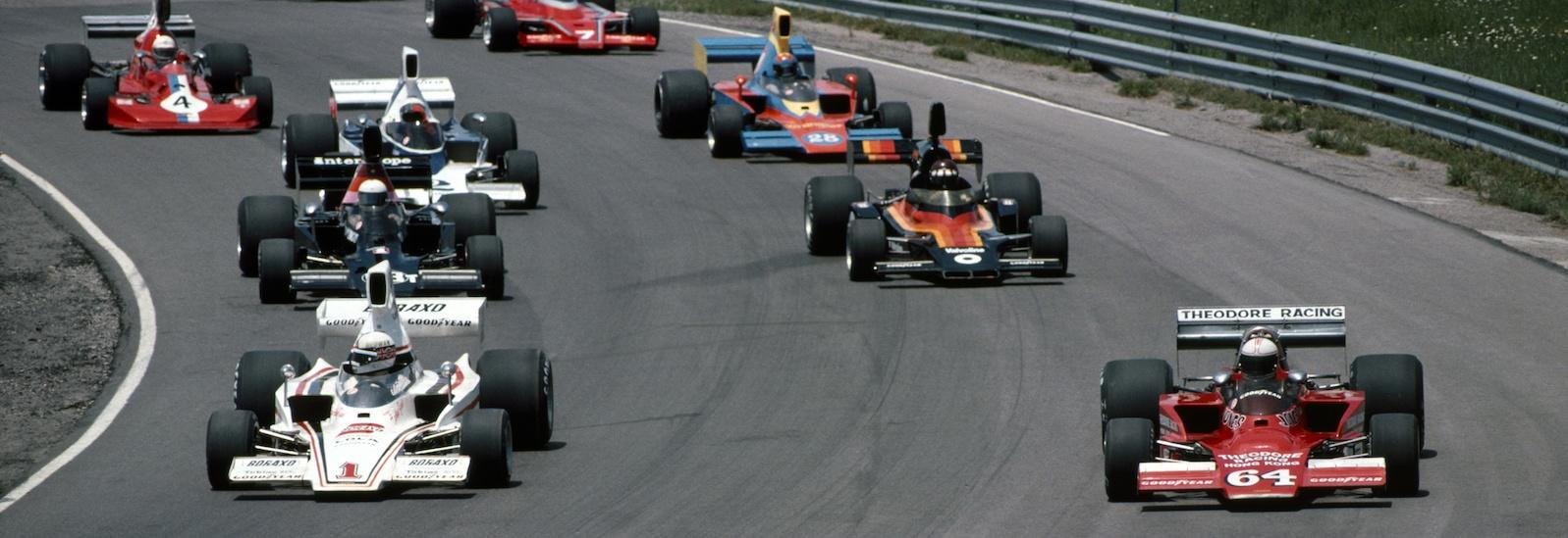 Formula 5000 field for Goodwood Members' Meeting announced
