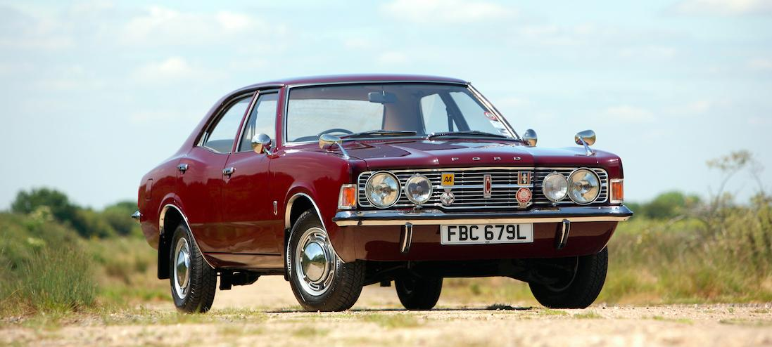 Ford Cortina MkIII Buying Guide