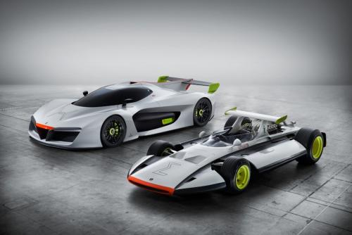 The two cars that continue to inspire Pininfarina today