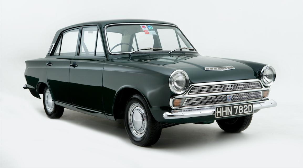 Ford Cortina Mk1 Buying Guide