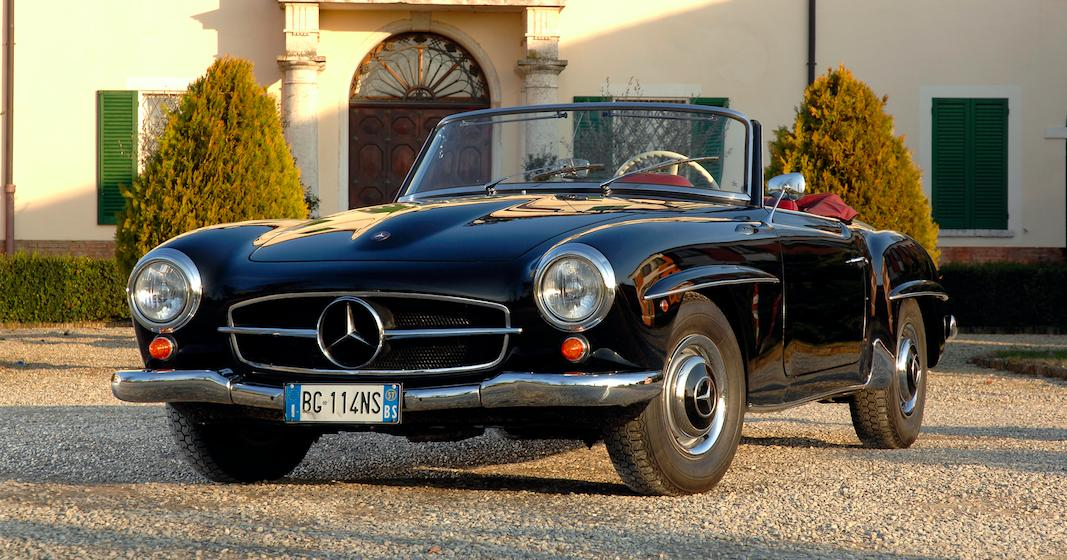 Mercedes 190sl Buying Guide Autoclassics Com