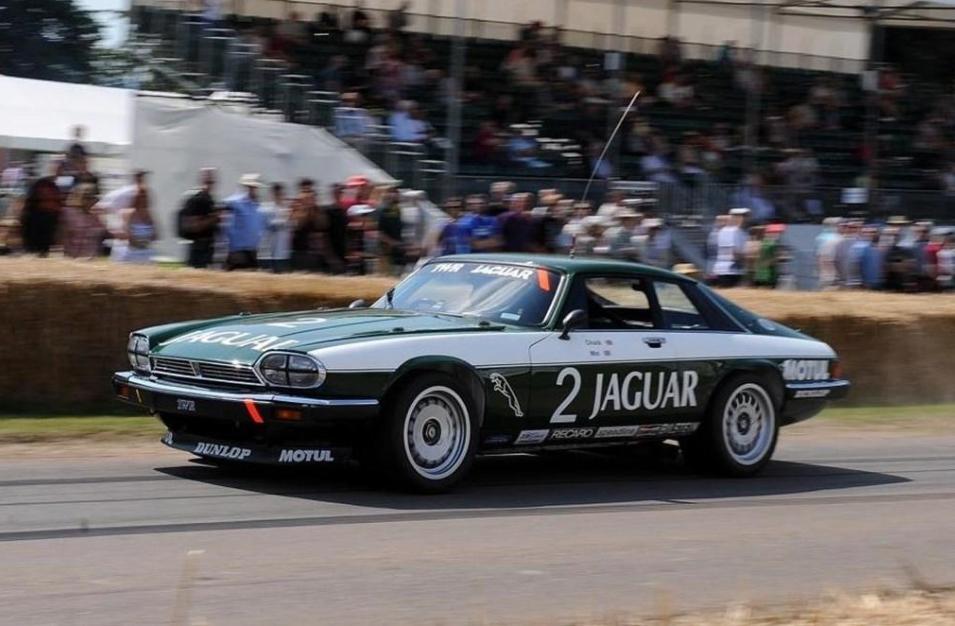 How Tom Walkinshaw\'s Group A XJ-S changed Jaguar\'s mind ...