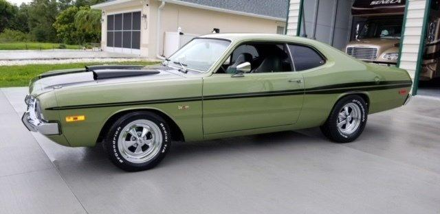 1972 Dodge Demon Was A Serious Performer