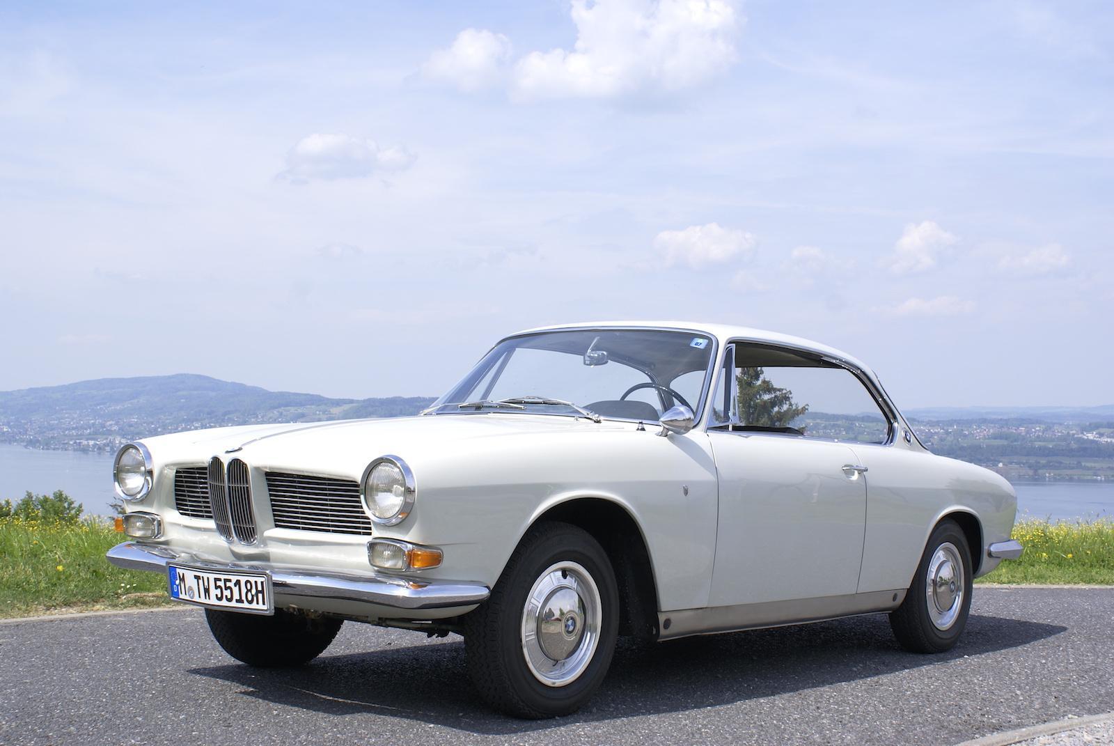BMW 3200 CS Bertone: V8 beauty or a beast? | Autoclassics.com