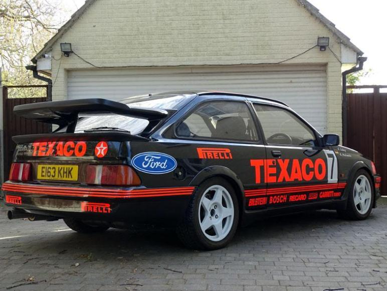 Classifieds Hero: Ford Sierra Cosworth RS500