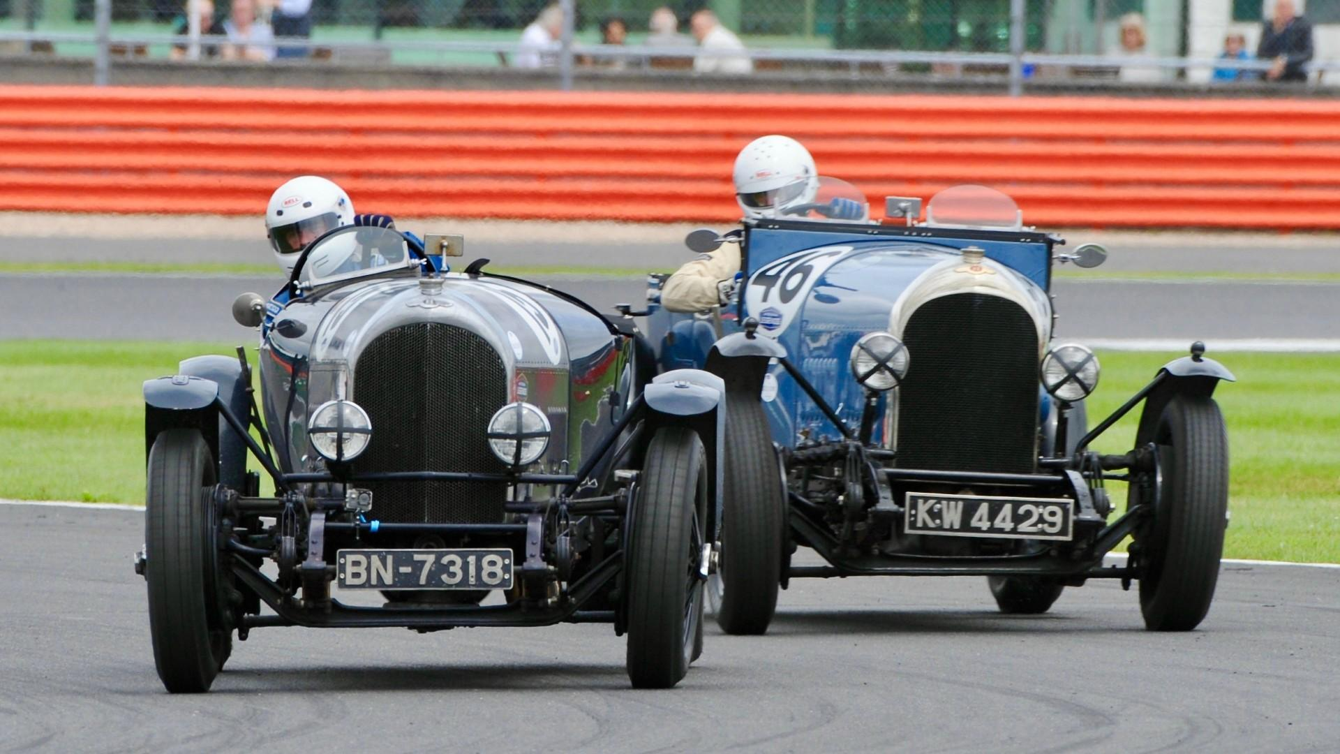 Bentley centenary race to take place at Silverstone Classic 2019