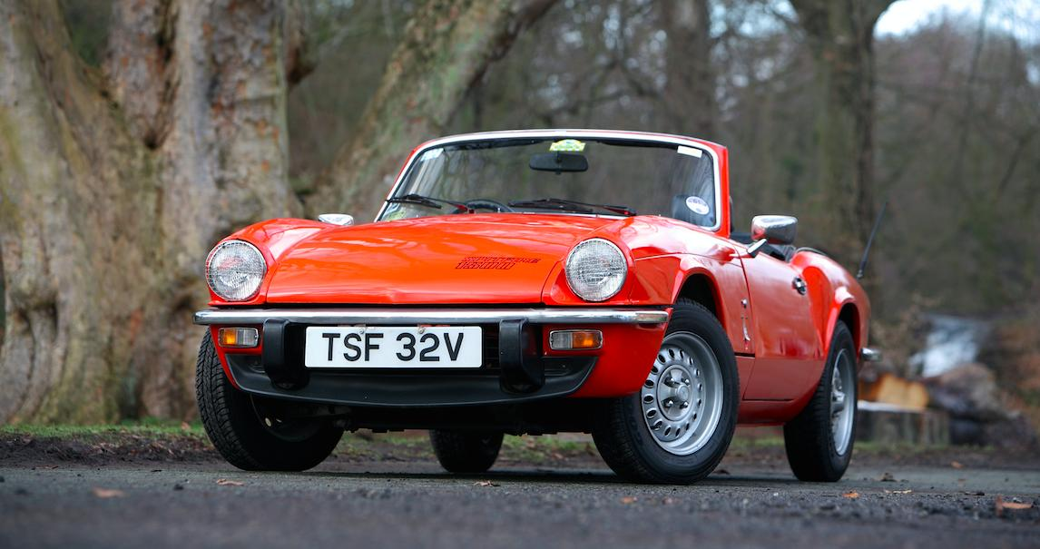 Triumph Spitfire Buying Guide