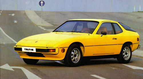 Porsche 924 Buying Guide