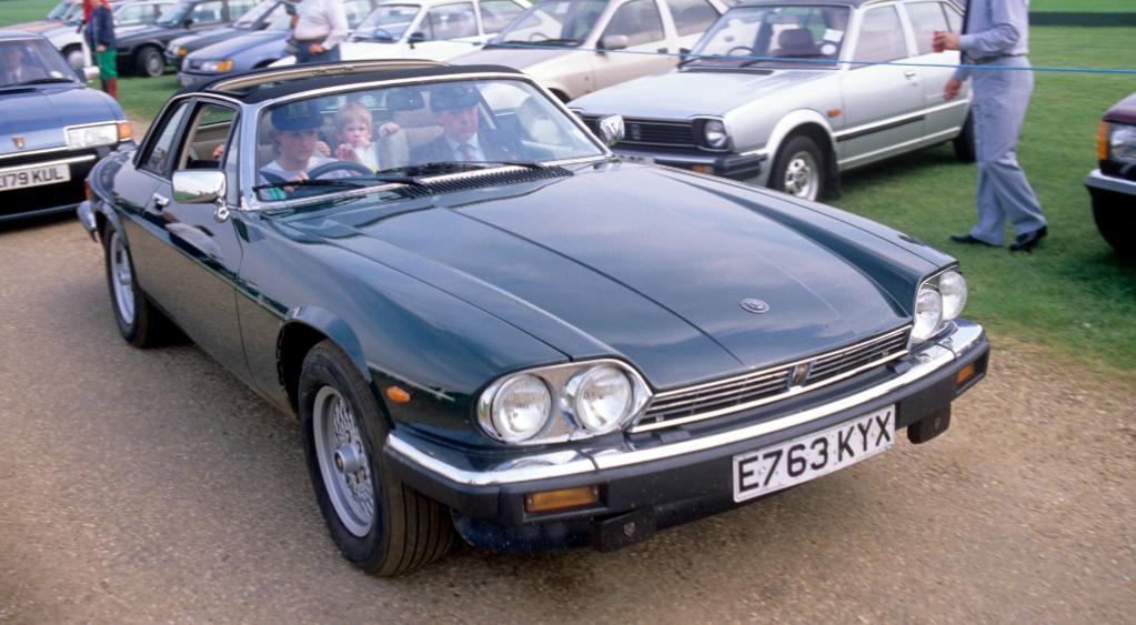 Princess Diana Jaguar XJ-SC to star at London Classic Car Show