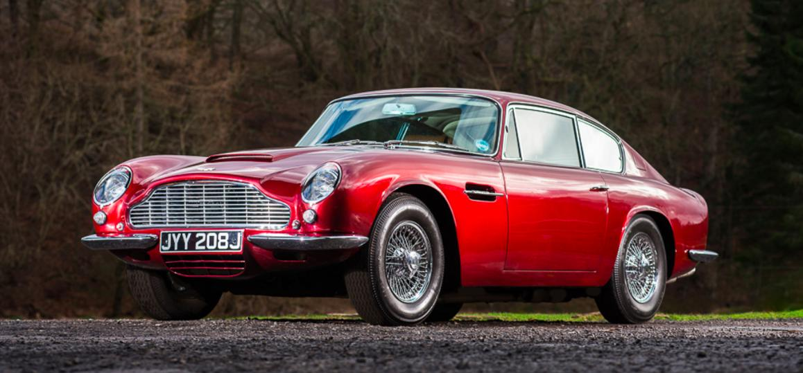Aston Martin DB Buying Guide Autoclassicscom - Aston martin restoration project for sale