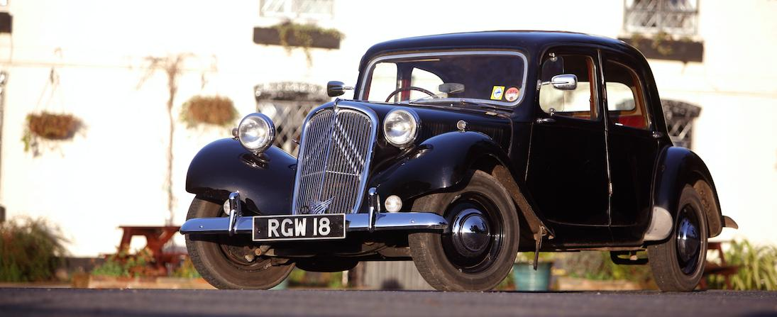 Citroën Traction Avant Buying Guide