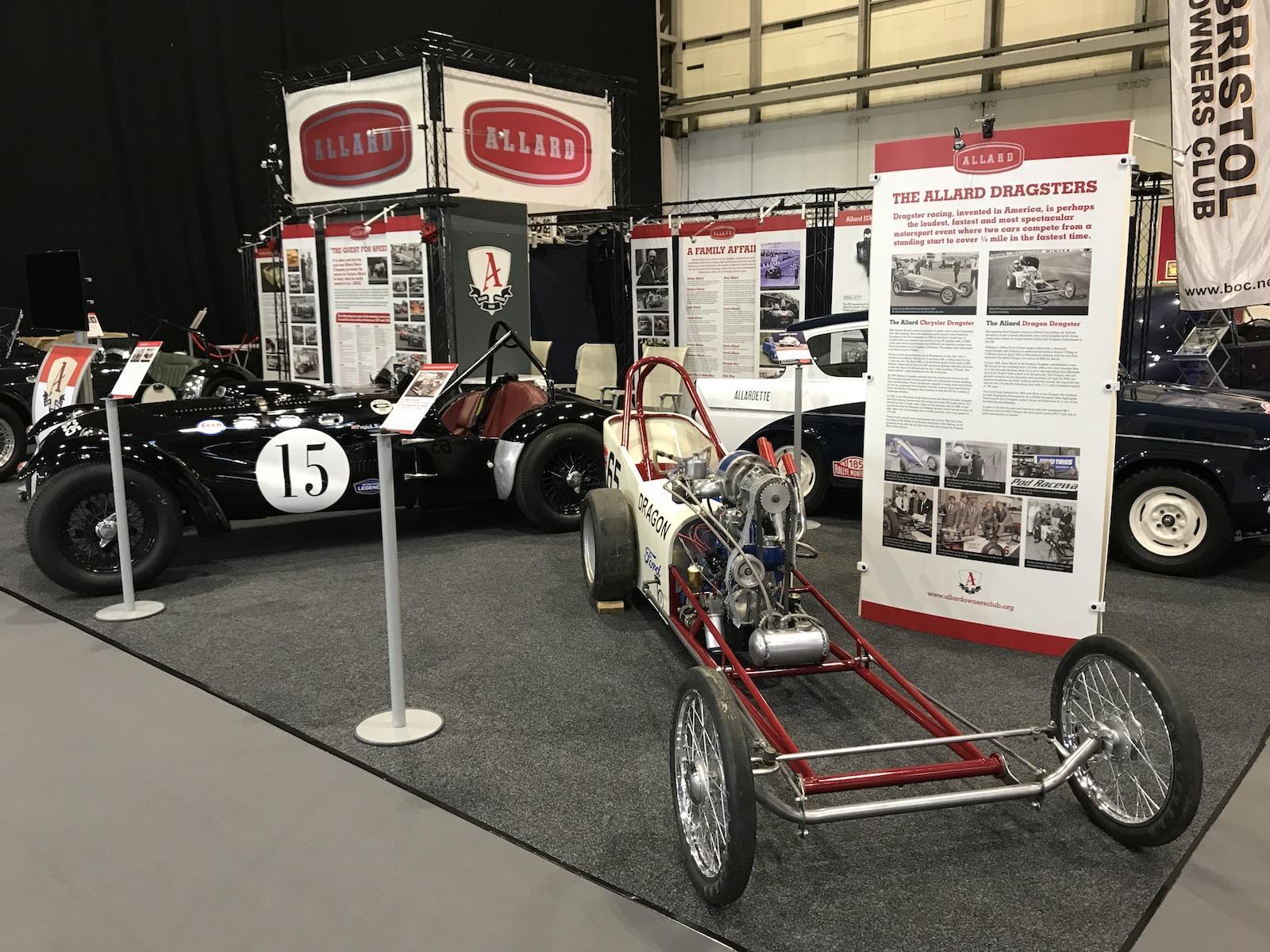 Huge variety at the NEC Classic Motor Show | Autoclassics.com