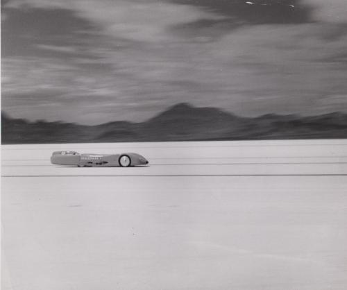 Mickey Thompson; the man and his machines