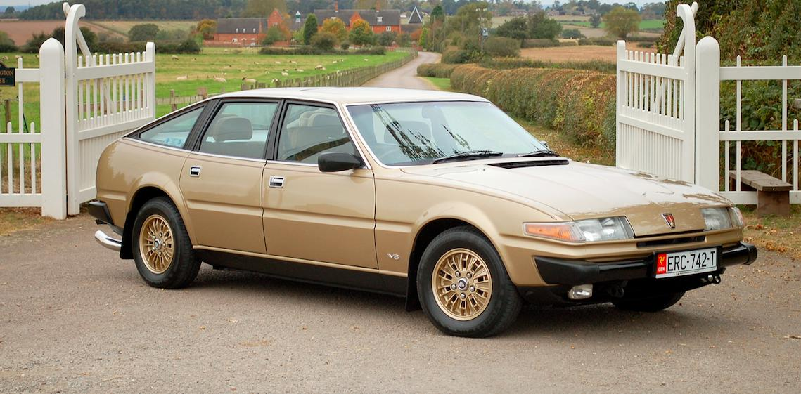 Rover SD1 Buying Guide