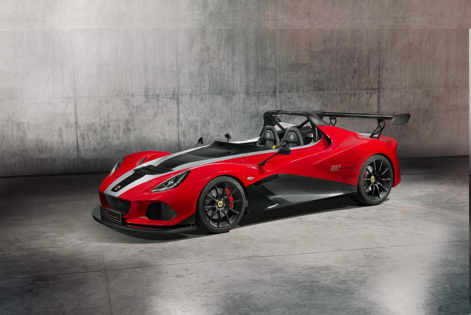 Final edition 3-Eleven 430 to be fastest street-legal Lotus