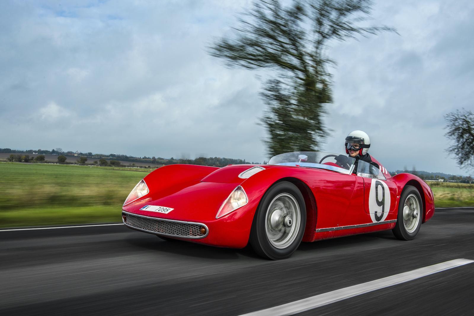 Skoda's Iron Curtain racer